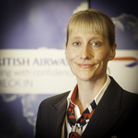 Angela Hyland - Flying With Confidence team