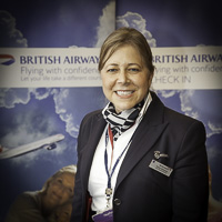 Elaine Simmons - Flying With Confidence team