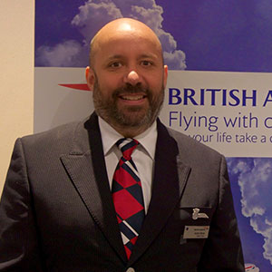 Justin Bose - Flying With Confidence team