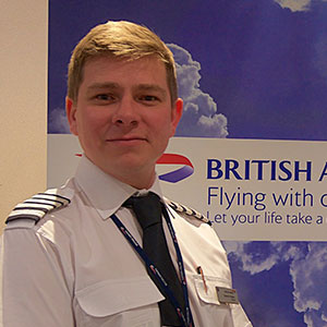 Stewart Highet - Flying With Confidence team