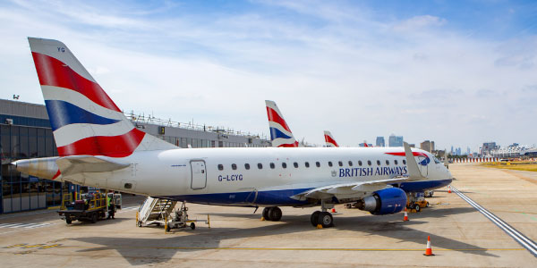 Fear of flying courses at London City